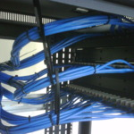 Right Angled Patch Panel