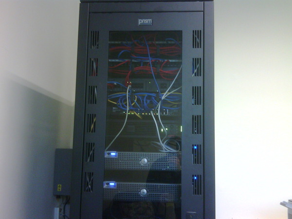 RatwareUK Server Cabinet